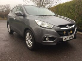 Hyundai ix35 sonly 36000 miles great condition fully loaded 2013 cookstown