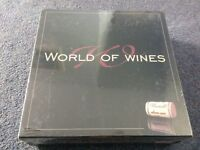 'WORLD OF WINE' board game. Perfect gift. Original packaging, never opened. Age 12+