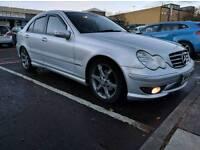 Mercedes c220 cdi Sport Edition