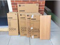 Kitchen units doors