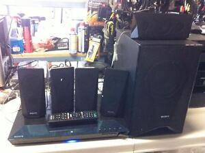 Sony BDVE3100 1000-Watt 5.1 Channel 3D Blu-ray HT System