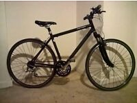 Specialized Sirrus Mens medium hybrid / commuter bike +upgrades and extras priced to sell!