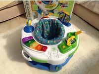 Leap Frog Learn & Groove Activity Station. Excellent Condition with box.