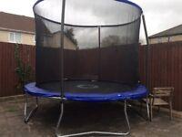 Sportspower Premium 10FT Bounce Bowl Trampoline