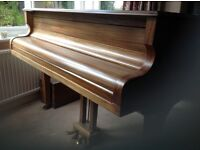 Rischard Baby grand piano Good condition .Regularly tuned.£100