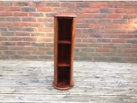 Mahogany Wood CD Rack/ storage