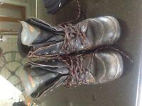 Stihl tree surgery boots