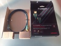 FireWire cable(Audioquest forest 1m)