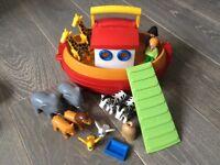 Playmobil 1.2.3 Series. Noah's Ark