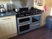Stoves Dual/Fuel Range Cooker