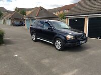 2007 Volvo XC90 d5 6 speed manual 7 seater must be seen
