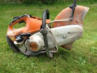 Stihl TS410 Disc Cutter Cut Off Saw Spares Or Repairs TS 410