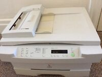 Photocopier immaculate but used