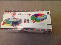 Sit Me Up Inflatable Ring (Brand New)