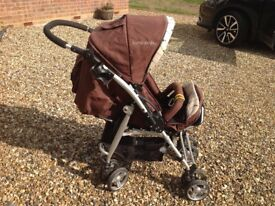 Bumbleride stroller; very high quality stroller from USA
