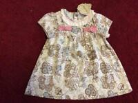 Lordlong Spanish dress brand new with tag 18 months