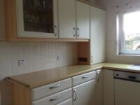 Kitchen Units for sale - ALNO kitchen units plus stainless steel sink, drainer, mixer tap & gas hob