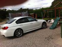 BMW 335D X-Drive M-Sport