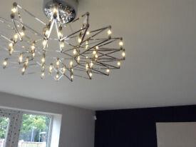 Stunning ceiling light