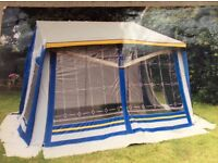 Stand Alone Awning for Campervan