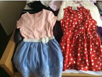 Huge bundle girls clothes