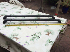 Car roof bars for Peugeot 406