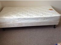 Barely used single bed