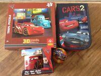 Disney Cars Lightning McQueen Bundle - All New