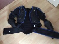 Child's Motorcross Body Armour