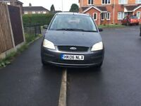 FORD C-MAX 1.8 TDCI 5DR hatchback Diesel Manual 2006 Full hISTROY 6 Mouth mot miles 130000