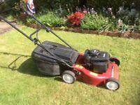 Mountfield lawnmower in need of tlc