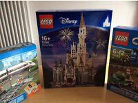 LEGO 71040 DISNEY CASTLE - BNIB !