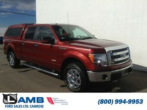 "2014 Ford F-150 4WD SuperCrew 157"" XLT 302A XTR EcoBoost Reverse"