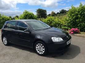 2008 Volkswagen Golf 1.9 tdi match full history