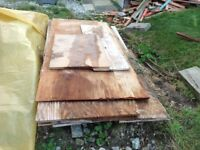 plywood sheets