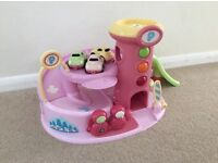 Toy car park