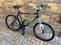 Two bikes for sale 1 adult 1 child East Calder