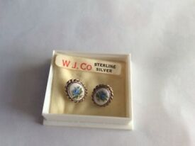 Vintage necklaces and set of earrings