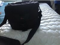 Lowepro stealth reporter camera bag