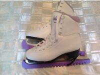 Jackson Ice Skates Ladies Size 8 (shoe size 5/6)
