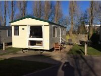 Holiday Caravan to Rent at Rockley Park, Poole, Dorset