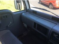 Nissan cab star 34.10 flat bed pick up