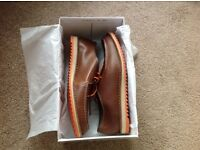 Brand new in box- men's Clarks shoes -size 12uk
