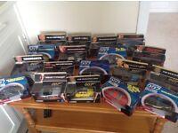 James Bond complete car collection