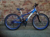 Giant ATX boys hardtail mountain bike in good order suit 8-12yrs