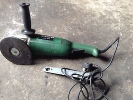 Stayer lu272 two speed polisher or grinder.