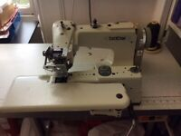 Brother Industrial Blind Hemming Machine