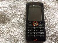 Mobile Phone / Sony Ericsson Walkman W200i