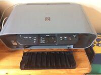 CANON PIXMA MP160 PRINTER/SCANNER/COPIER INCLUDING NEW GENUINE CANON BLACK REFILL