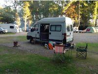 Peugeot Boxer Short Wheel Base Camper Van